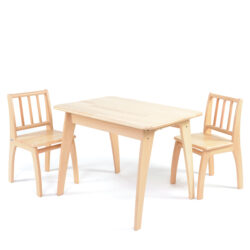 Table & Chairs 3-5yrs