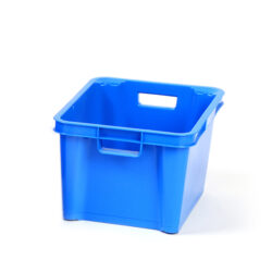 Blue 1.5ltr Plastic Box for storage solutions