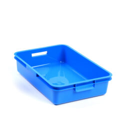 Blue A5 Plastic Tray