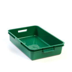 Dark Green A5 Plastic Tray