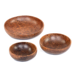 Set of 3 Round Bowls