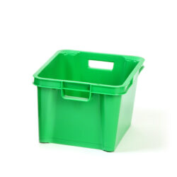 Green 1.5ltr Plastic Box