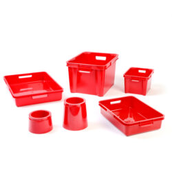 Plastic Trays and Pots
