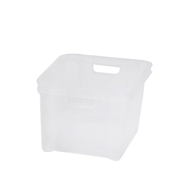 Transparent 1.5ltr Plastic Box