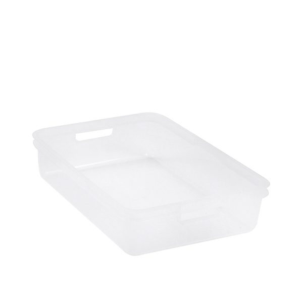 Transparent A5 Plastic Tray