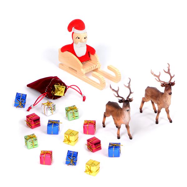 Santa Set 1