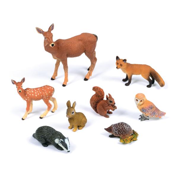Forest Animal Set 1