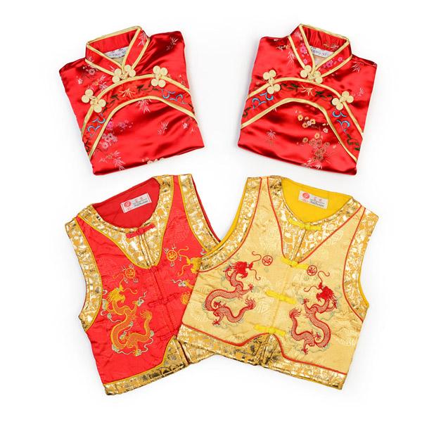 Traditional Chinese Jacket Set 1