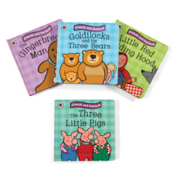 Traditional Tales Board Book Set