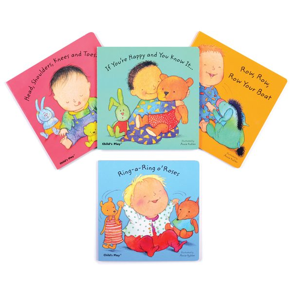Action Song Book Set