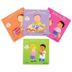 Action Rhyme Book Set