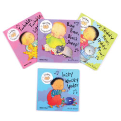 Sign & Sing Along Book Set