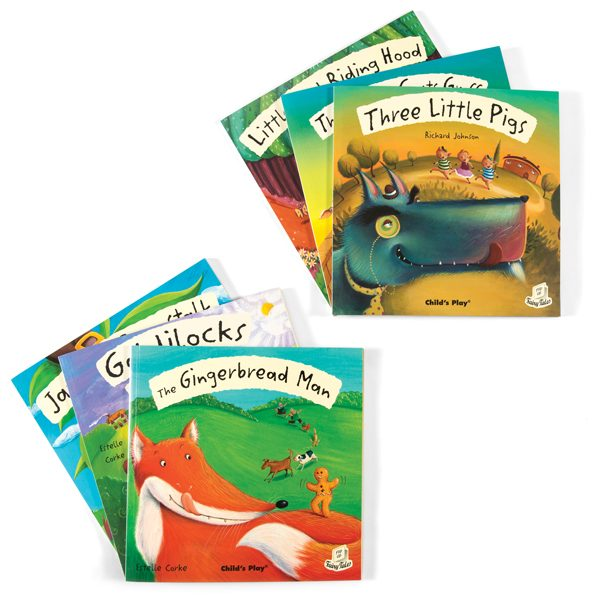 Traditional Tales Book Set