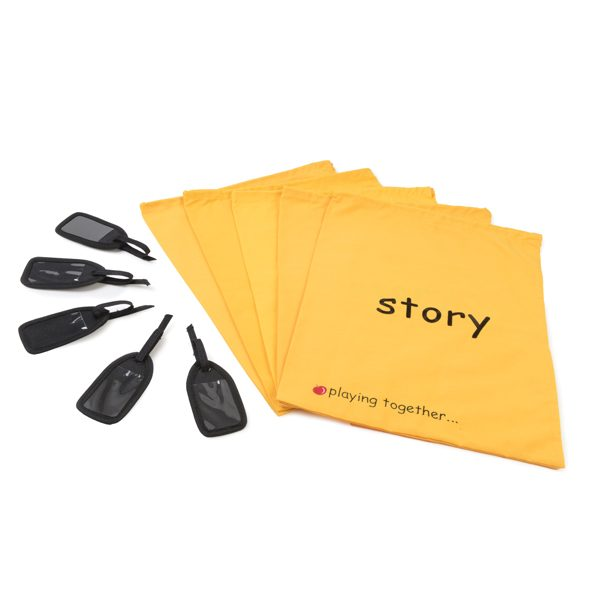 Set of Story Bags