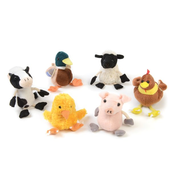 Farm Finger Puppet Set