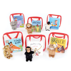 Wild Animals Collection 3-5yrs