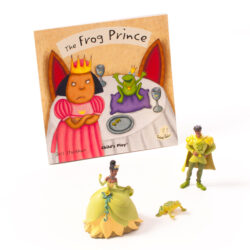 The Frog Prince Characters & Book Set