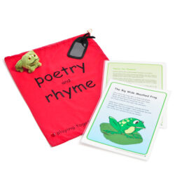 Poetry Bag Set - The Big Wide Mouthed Frog