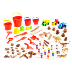 Wet Sand Play 2-3yrs