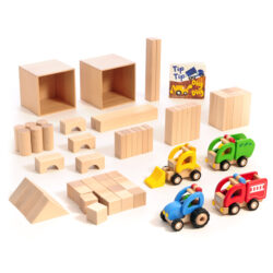 Block Play 2-3yrs