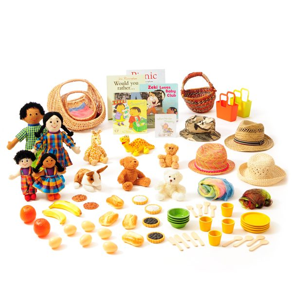 Role Play Resource Collection 2-3yrs