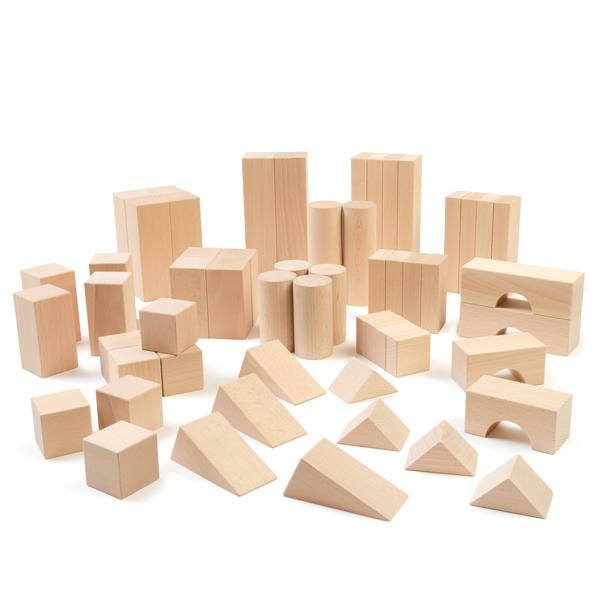 Medium Basic Blocks Set (56 Pieces) 1