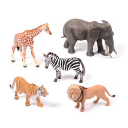 set of Wild Animals EYFS