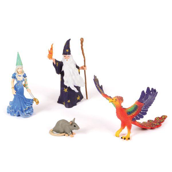 Fantasy Characters Set