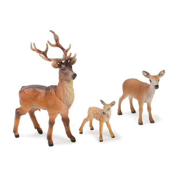 Family Deer Set
