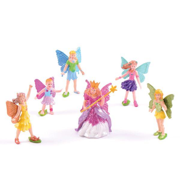 Set of Miniature Fairies