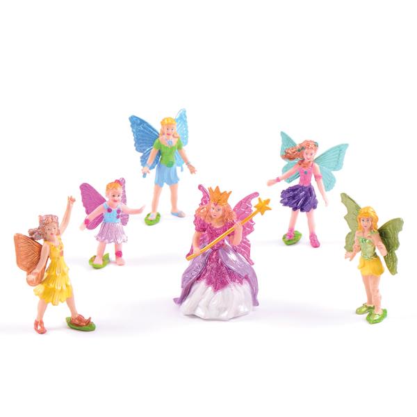 Set of Miniature Fairies 1