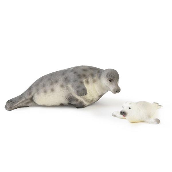 Seal & Seal Pup 1