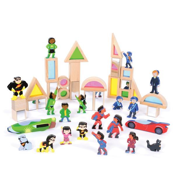 Superhero Play Collection