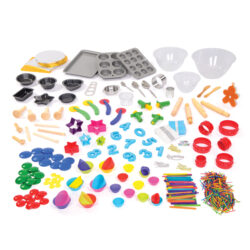 Dough Resource Collection 4-5yrs Early Years Dough Play for play doh clay stamping paint printing mark making