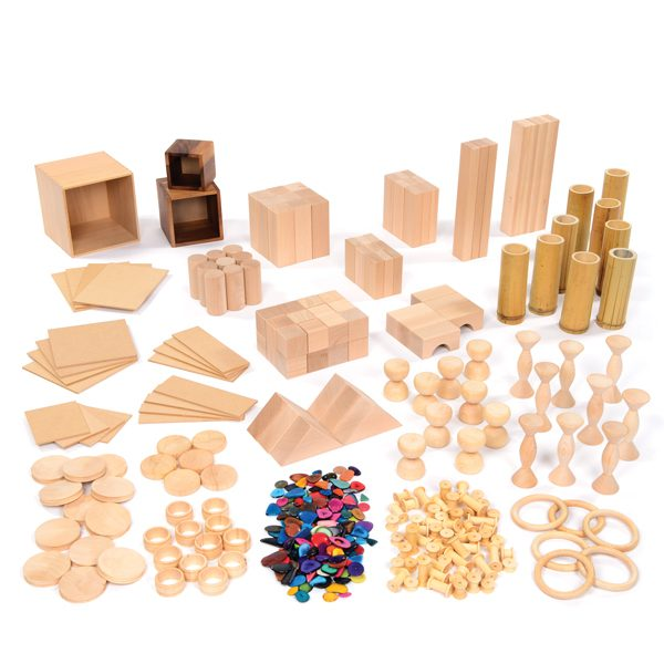 Blocks Resource Collection 4-5yrs