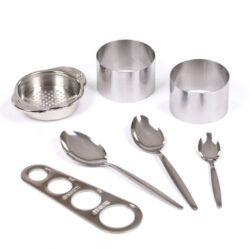 Set of Metal Pattern Makers