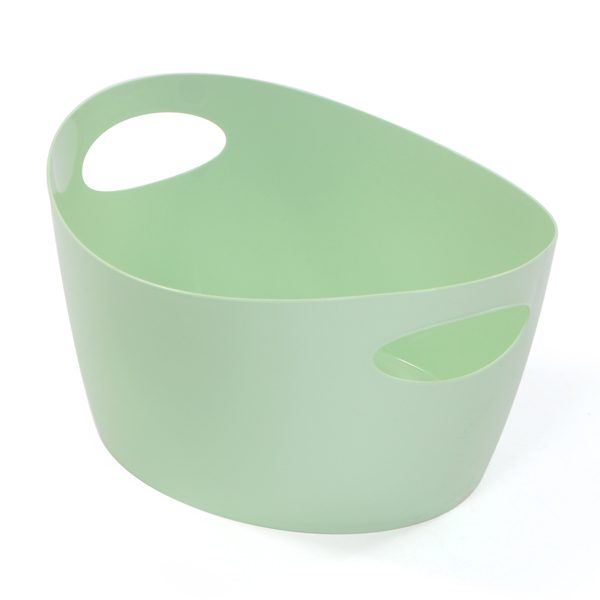 Large Green Oval Trug