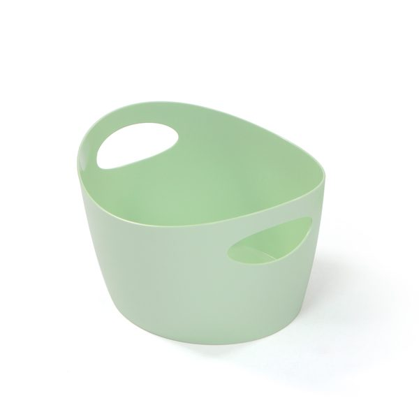 Small Green Oval Trug