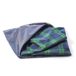 Large Fleece-lined Waterproof Blanket