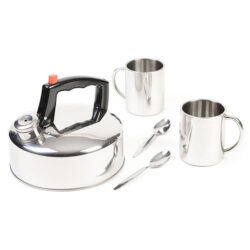 Kettle & Cups Set