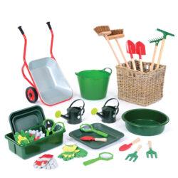 Digging & Gardening