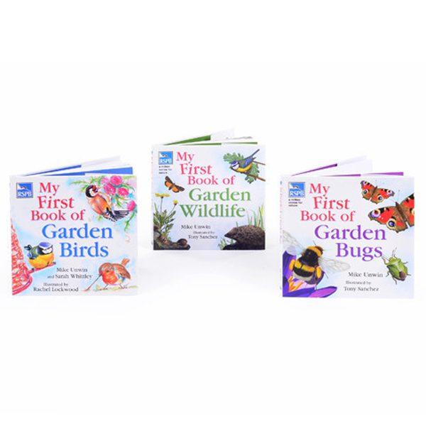 British Wildlife Book Set EYFS