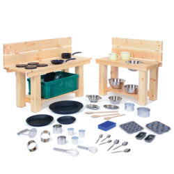 Mud Kitchen Collection