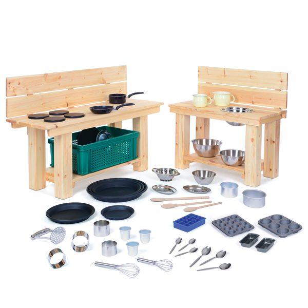 Mud Kitchen Collection