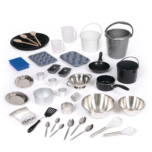 Mud Kitchen Resource Collection