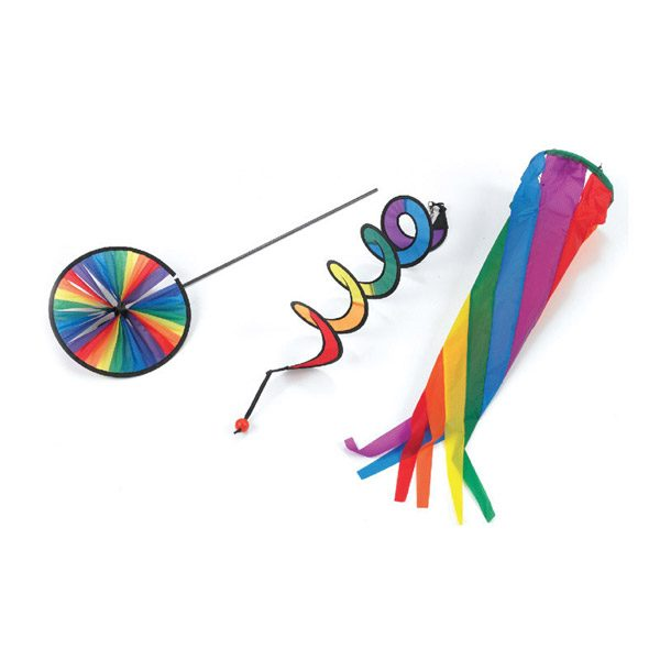Set of Wind Toys