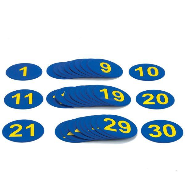 Number Mats 1-30