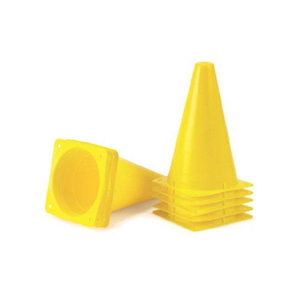 Set of Emergency Cones
