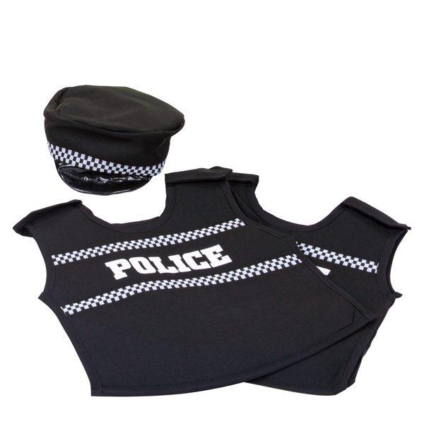 Police Tabard & Hat