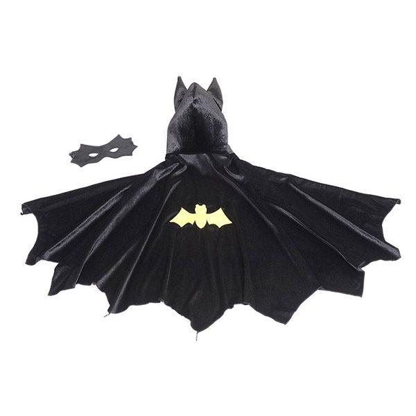 Bat Cape & Mask